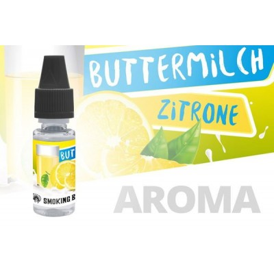 Smoking Bull Aroma Buttermilch Zitrone (10 ml)