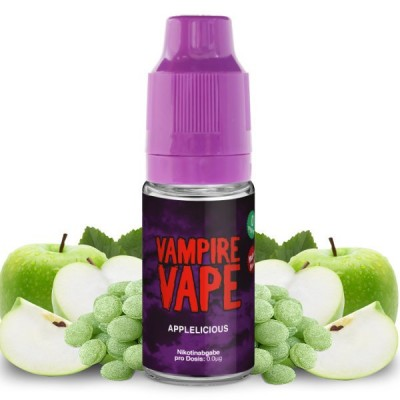 Vampire Vape Liquid Applelicious