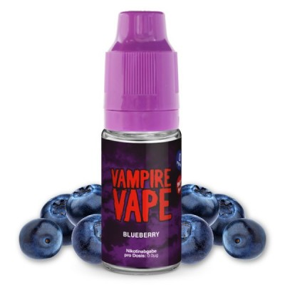 Vampire Vape Liquid Blueberry