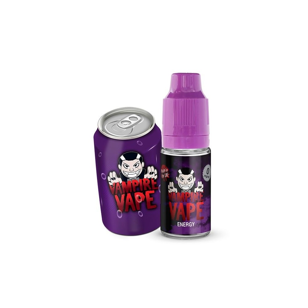 Vampire Vape Liquid Energy