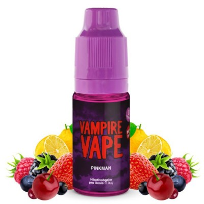 Vampire Vape Liquid Pinkman 10 ml