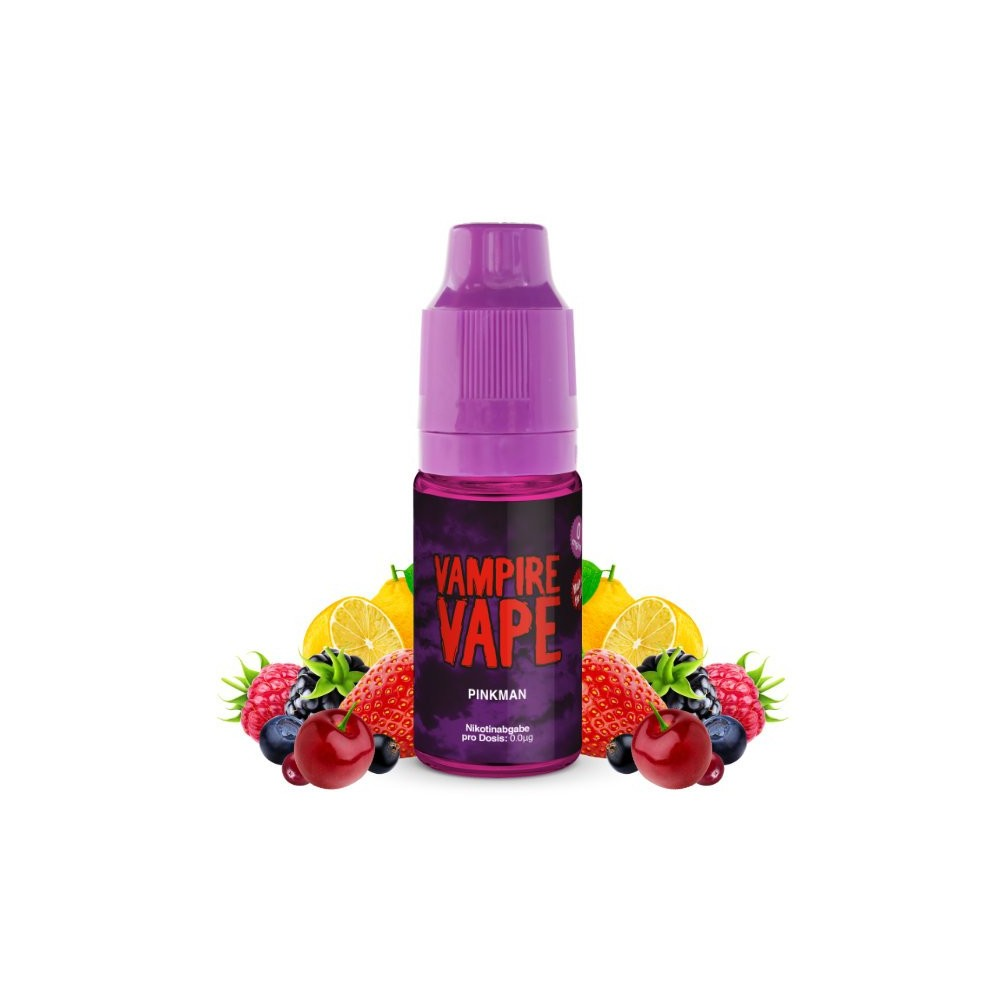 Vampire Vape Liquid Pinkman 10 ml