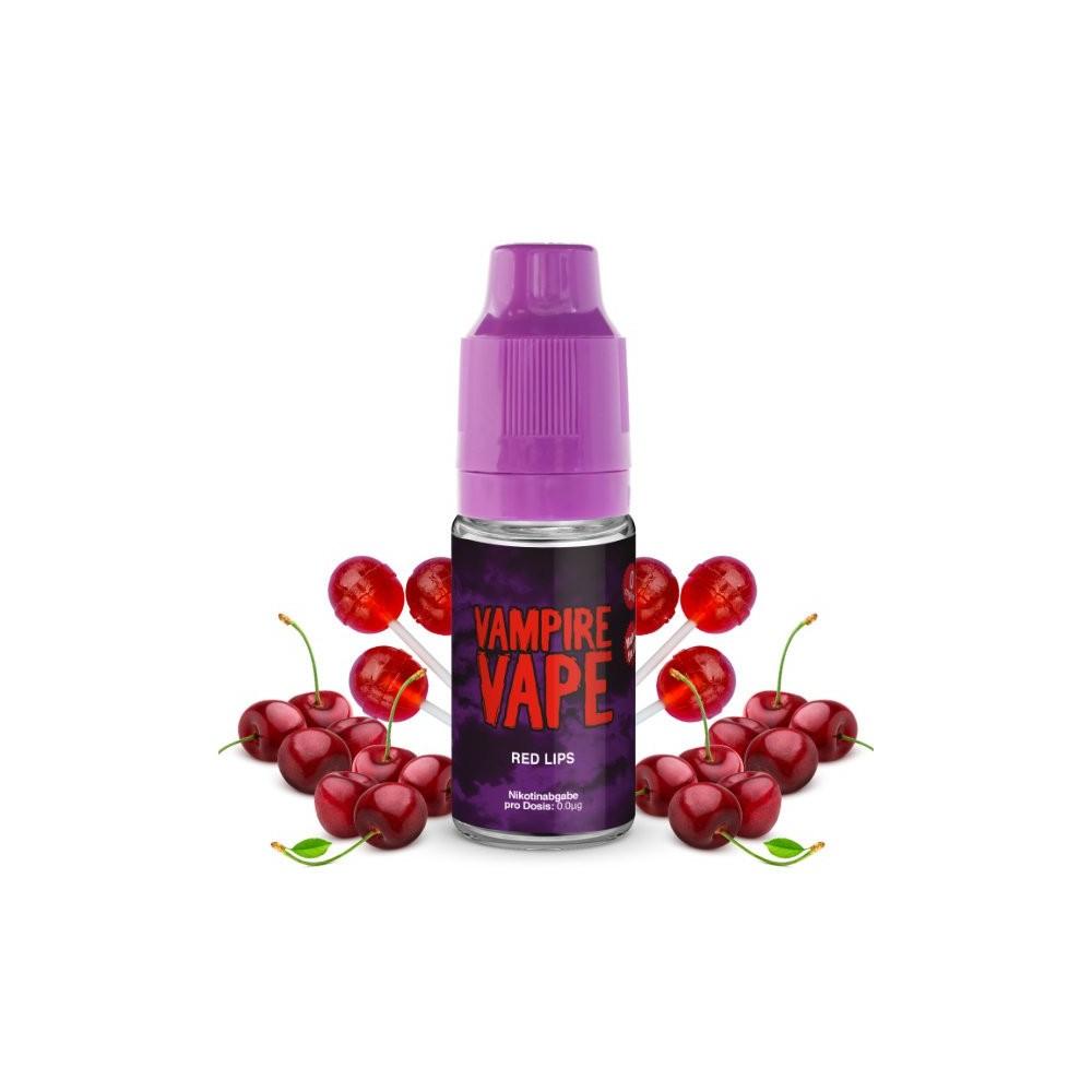 Vampire Vape Liquid Red Lips