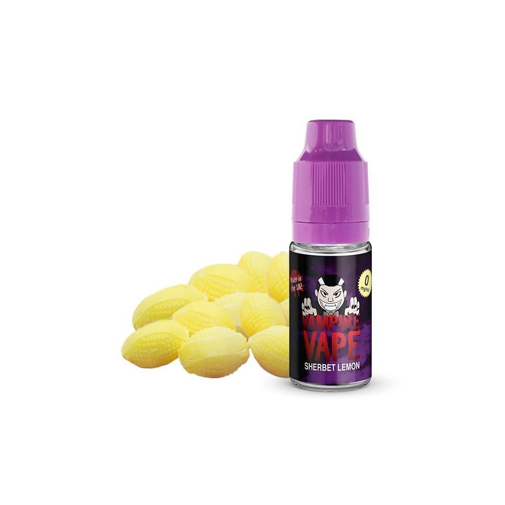 Vampire Vape Liquid Sherbet Lemon
