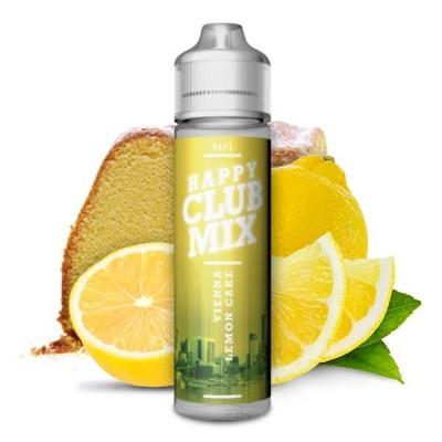 Happy Club Mix Vienna Lemon Cake Longfill Aroma