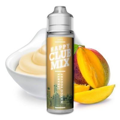Happy Club Mix Jakarta Mango Joghurt Longfill Aroma