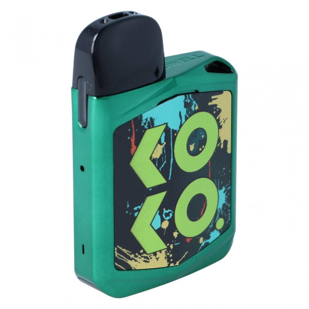 Uwell Caliburn Koko Prime E-Zigaretten Set Grün