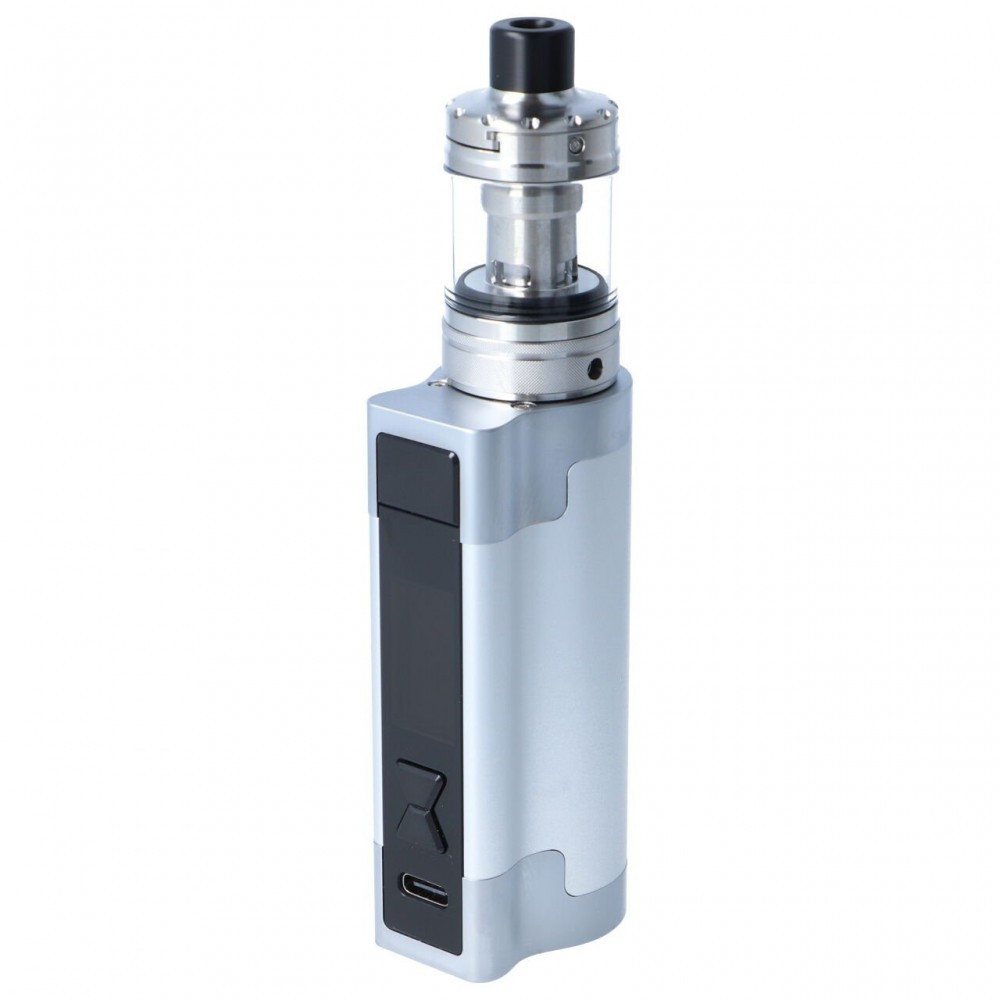 Aspire Zelos 3.0 E-Zigarette Set Silber