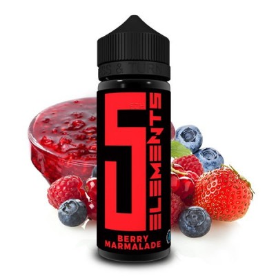 5 Elements Longfill Aroma Berry Marmelade