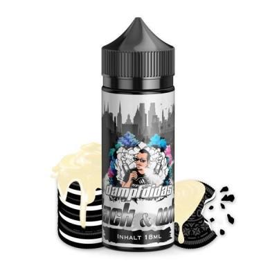 Dampfdidas Longfill Aroma Black & White