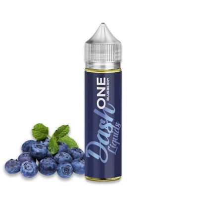 Dash Liquids Longfill Aroma ONE Blueberry