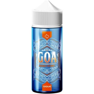 SIQUE Berlin - Goa 100 ml Shortfill (Orange & Kokosnuss)