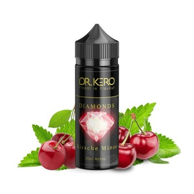 Dr. Kero Diamonds - Kirsche Minze Aroma