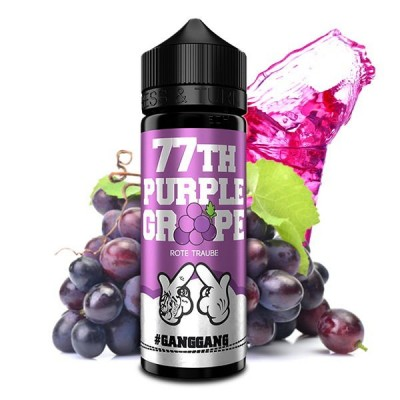 77th Purple Grape – GangGang Aroma (Longfill)