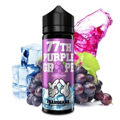 77th Purple Grape Ice – GangGang Aroma (Longfill)