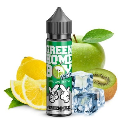 Green Home Boy ICE – GangGang Aroma (Longfill)