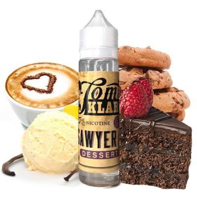 Tom Klark's Liquid Sawyer Dessert