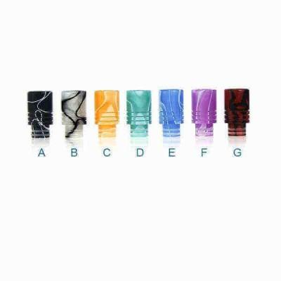 510 Acrylic Drip Tip Short