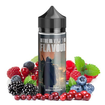 The Vaping Flavour Aroma Chapter 5: Berrygeddon