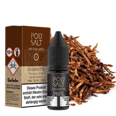 Pod Salt - Cigarette - Nikotinsalz E-Liquid (10 ml)