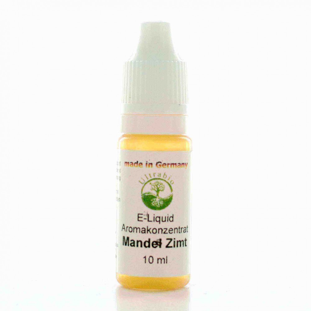 Ultrabio Mandel/Zimt Aroma (10 ml)