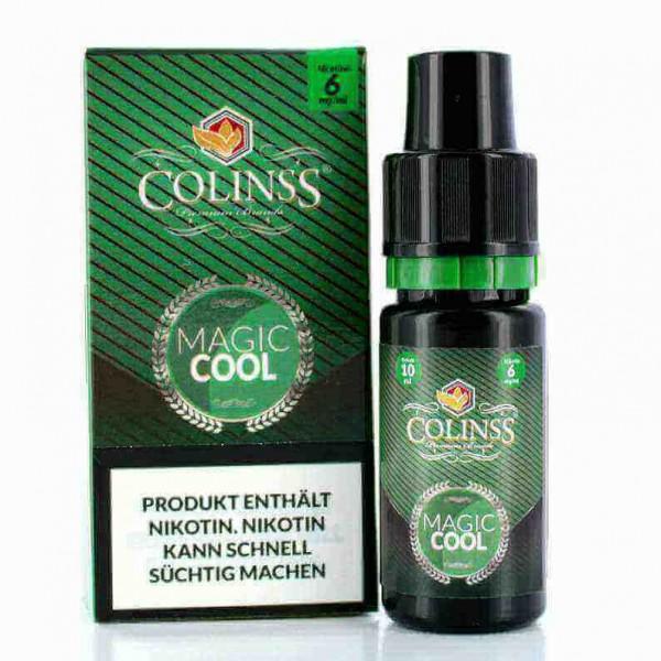 Colinss E-Liquid Magic Cool Mint+ (PG) (Eisminze)