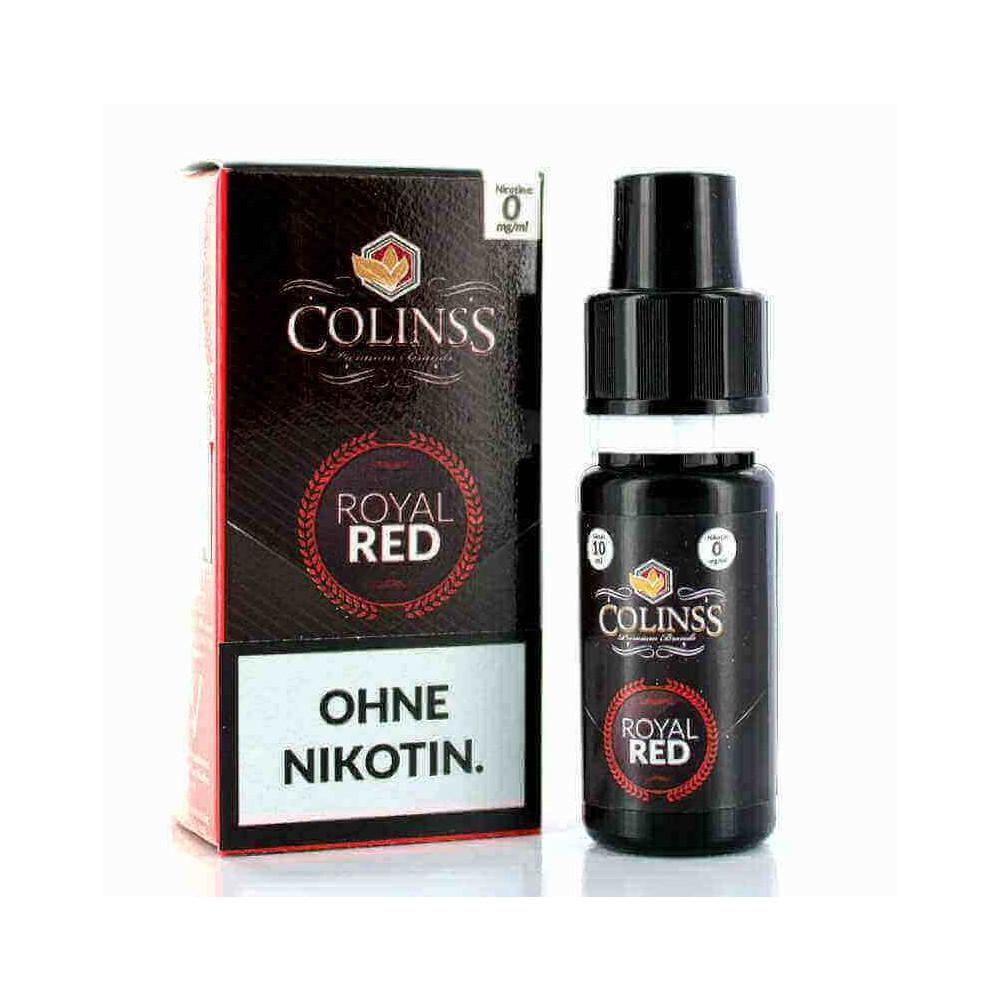 Colinss E-Liquid Royal Red Tobacco (PG) (klassischer American