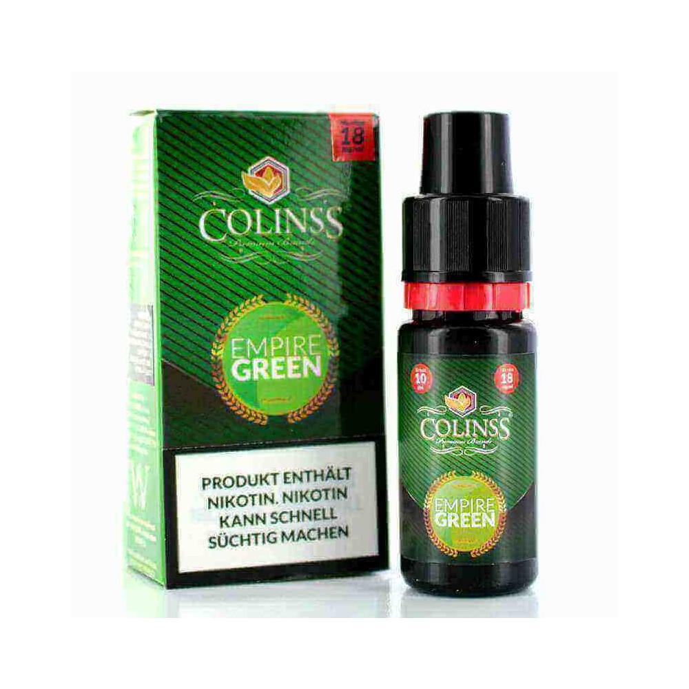 Colinss E-Liquid Empire Green Fruit (PG) (Wassermelone)