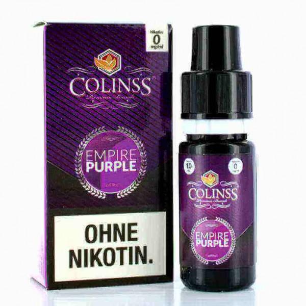 Colinss E-Liquid Empire Purple Fruit (PG) (Himbeere)