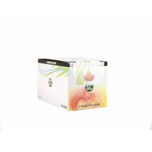 SC Liquid Tobacco Taste Probierbox