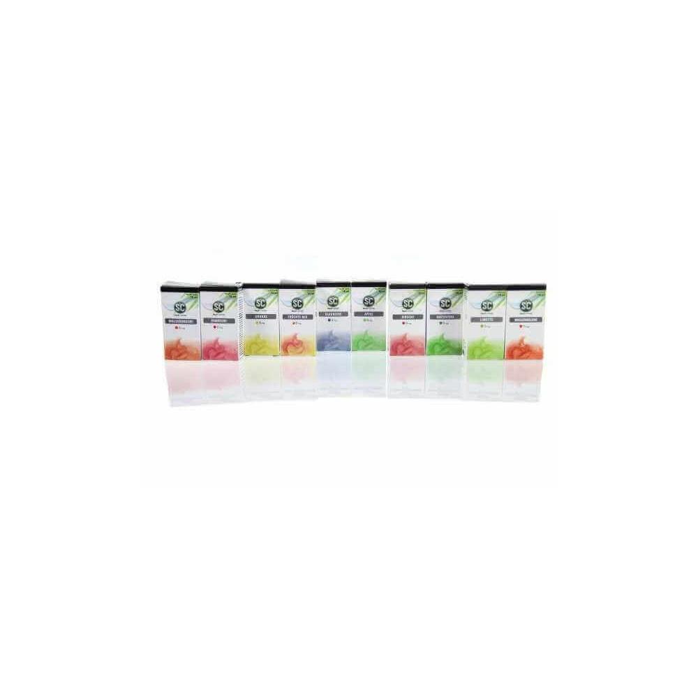 SC Liquid Fruit Taste Probierbox