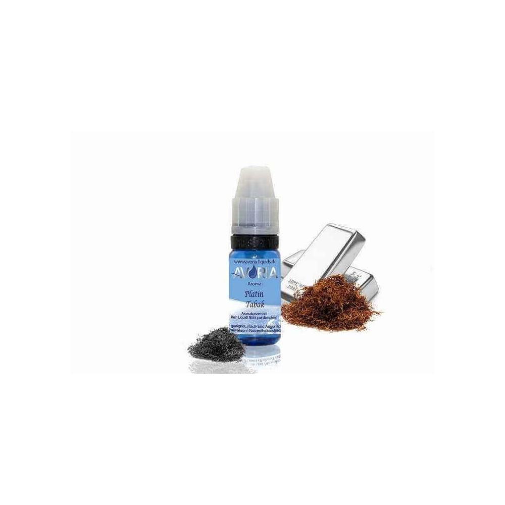 Avoria Aroma Platin Tabak (12 ml)