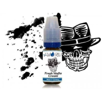 Avoria Aroma Fresh Mafia Cream (12 ml) (Zitrone/Buttermilch)