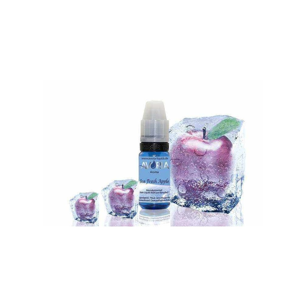 Avoria Aroma Ice Fresh Apple (12 ml)