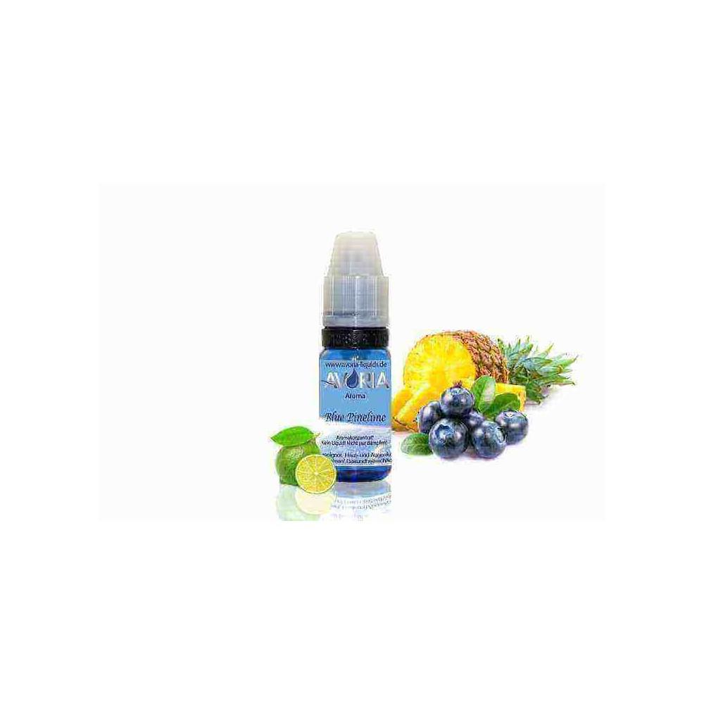 Avoria Aroma Blue Pinelime (12 ml) (Blaubeere, Ananas und Limette)