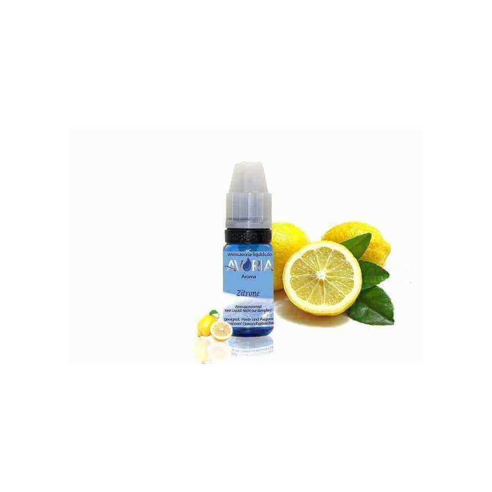 Avoria Aroma Zitrone (12 ml)