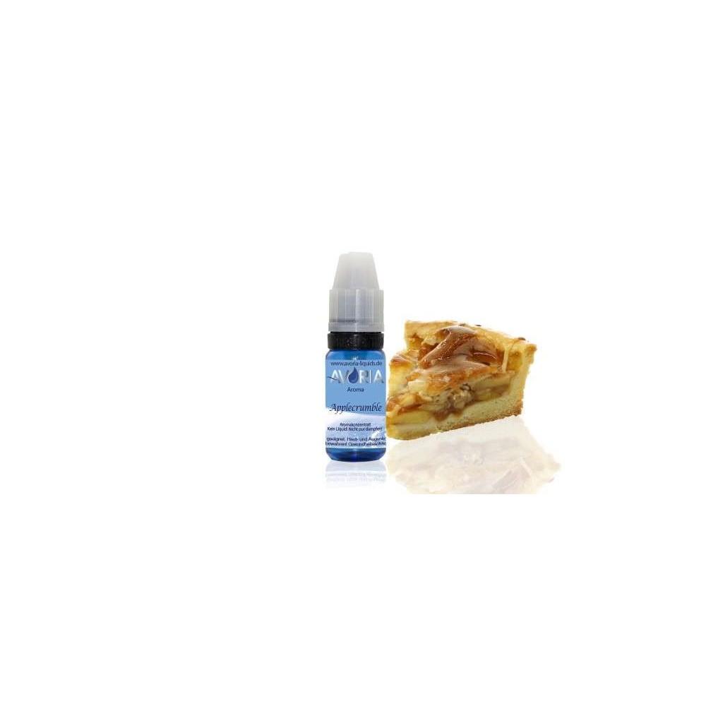 Avoria Aroma Applecrumble (12 ml) (Apfelstreuselkuchen)