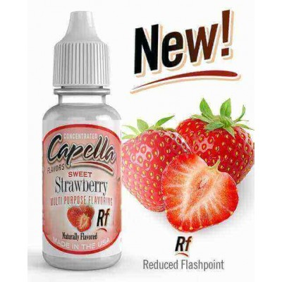 Capella Aroma Sweet Strawberry (13 ml) (Erdbeere)