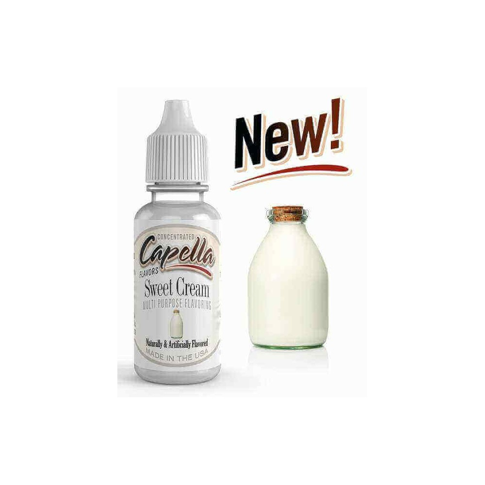 Capella Aroma Sweet Cream (13 ml)