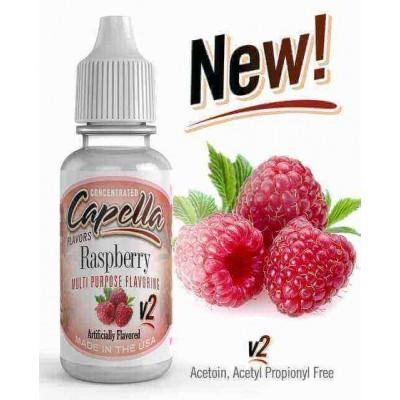 Capella Aroma Raspberry V2 (13 ml) (Himbeere)