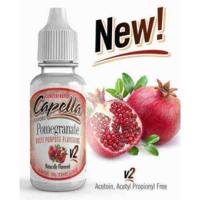 Capella Aroma Pomegranate V2 (13 ml) (Granatapfel)