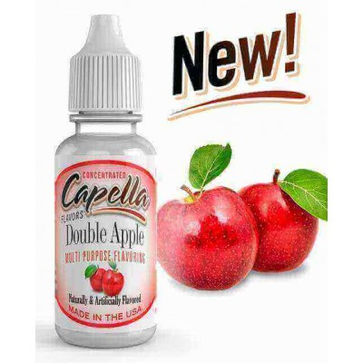 Capella Aroma Double Apple (13 ml) (Doppelapfel)