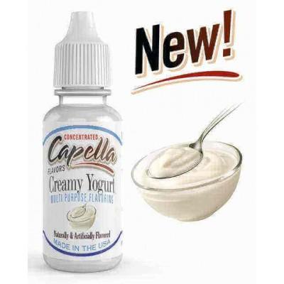 Capella Aroma Creamy Yogurt (13 ml) (Joghurt)