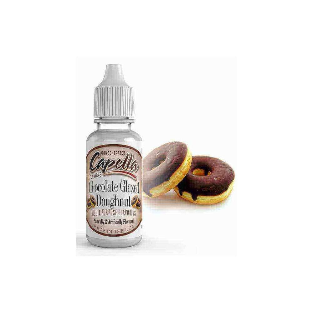 Capella Aroma Chocolate Glazed Doughnut (13 ml) (Schokodonut)
