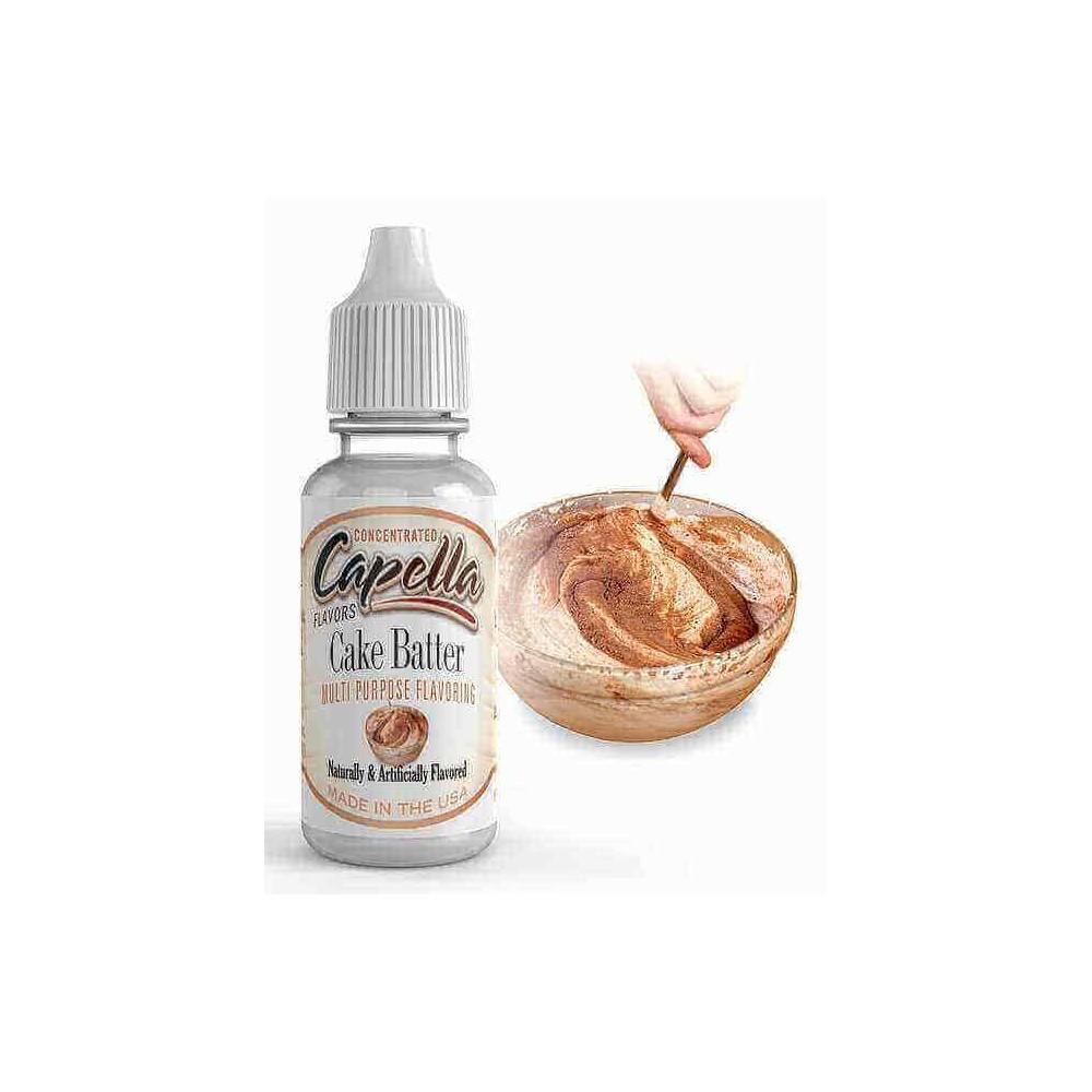 Capella Aroma Cake Batter (13 ml) (Kuchenteig)