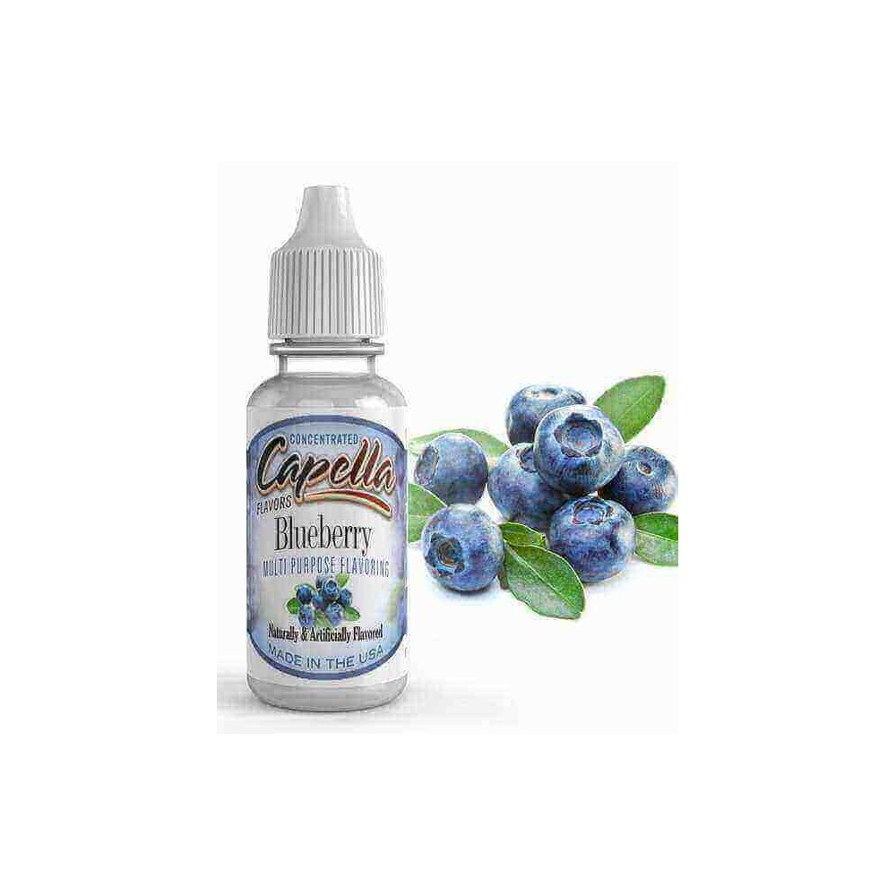 Capella Aroma Blueberry (13 ml) (Blaubeere)