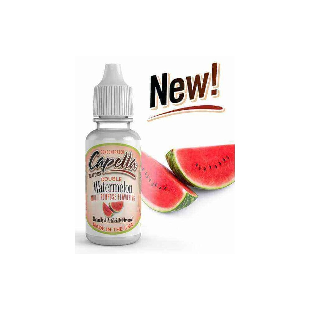 Capella Aroma Double Watermelon (13 ml) (Wassermelone)