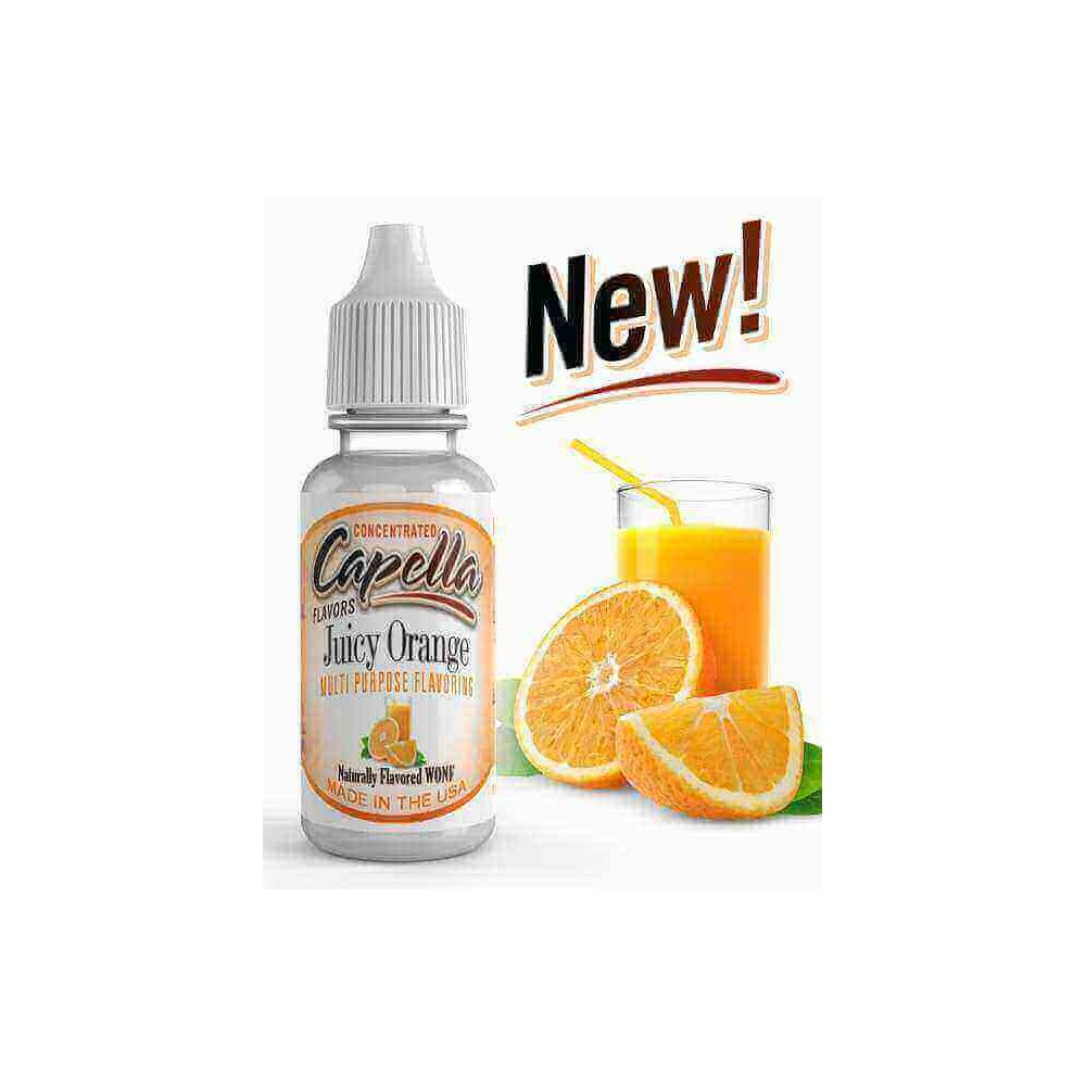 Capella Aroma Juicy Orange (13 ml)