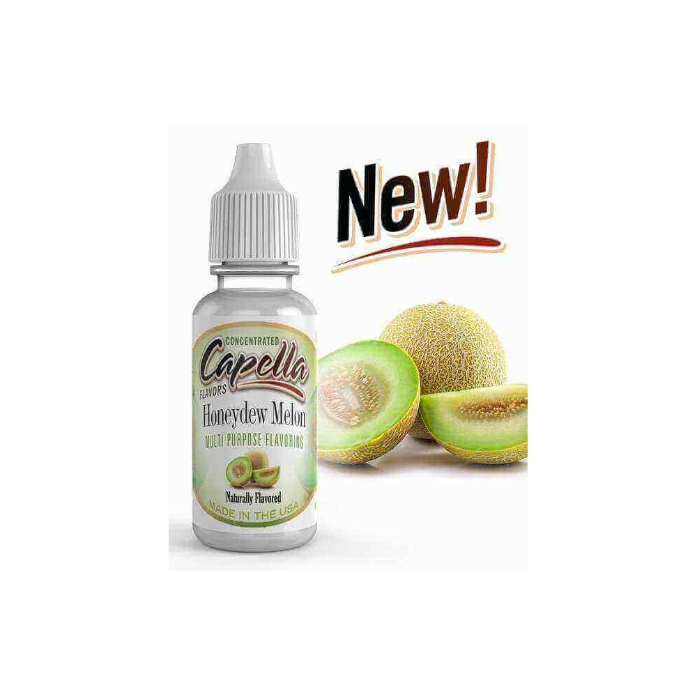 Capella Aroma Honeydew Melon (13 ml) (Honigmelone)