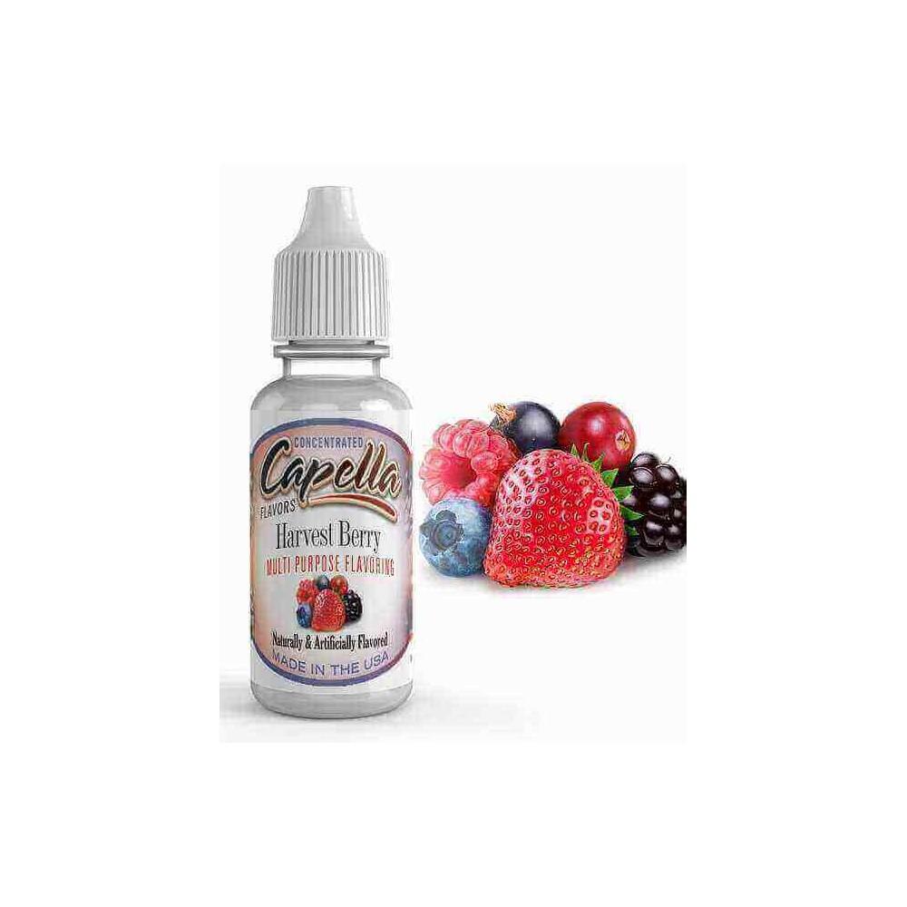 Capella Aroma Harvest Berry (13 ml) (Waldfrüchte)